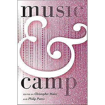 Music & Camp by Christopher Moore - 9780819577825 Book