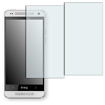 HTC one mini LTE display protector - Golebo crystal clear protection film