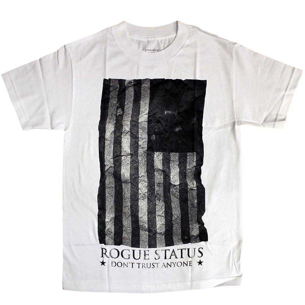 DTA RS Flag T-Shirt Athletic White