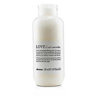 Davines Love Curl Controller (Lovely Curl Taming Relaxing Cream For Wavy or Very Curly Hair) - 150ml/5.07oz