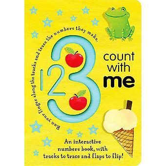 1 2 3 Count with Me by Georgie Birkett - Georgie Birkett - 9781589258