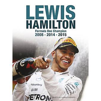 Lewis Hamilton von Bruce Jones-9781780978222 Buch