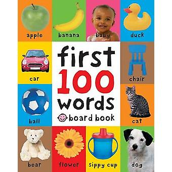 First 100 Words by Roger Priddy - 9781849154208 Book