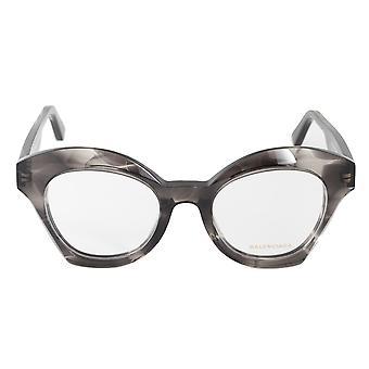 Balenciaga BA 5082 020 49 Oversized Cat Eye Eyeglasses Frames