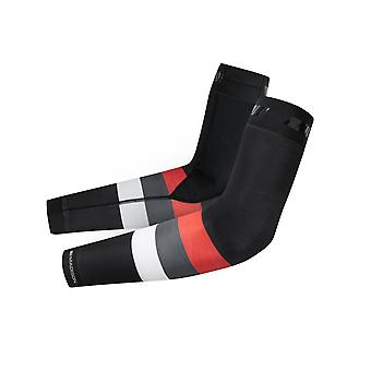Madison Black Hoops 2016 Sportive Limited Edition Arm Warmers - Pair