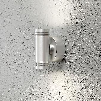 KONSTSMIDE 7929 moderno Monza cilindro piccolo LED Light Outdoor Wall