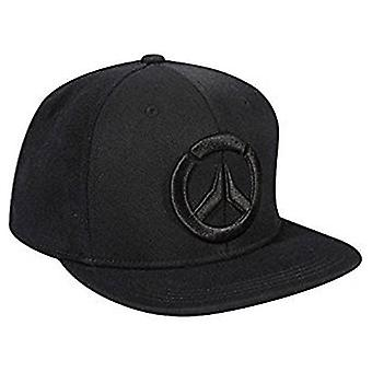 Baseball Cap - Overwatch - Blackout Logo Snap-Back j7277