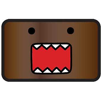 Belt Buckle - Domo Kun - Nuovo Giappone Big Face Mascot Anime Concesso in licenza etdm5014