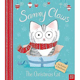 Sammy klor jul katten