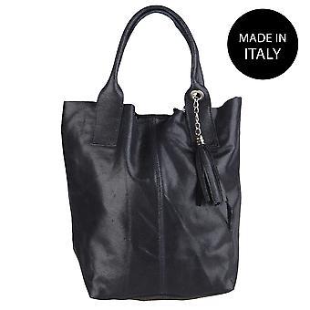 Handbag made in leather 5190