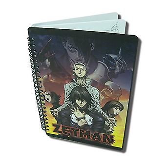 Notebook - Zetman - New Key Art Stationery Anime Gifts Licensed ge43020