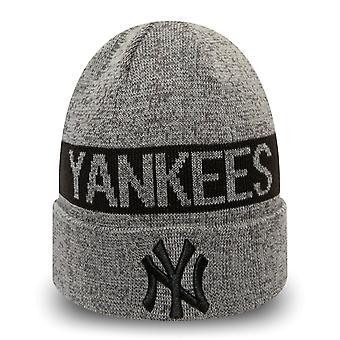 Uusi aika kausi talvi hattu MARL RANNEKE pipo-NY Yankees harmaa