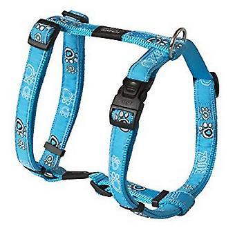 Rogz Fancy Dress Paw Dog H-Harness