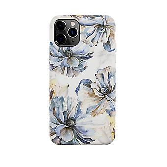 Eco Friendly iPhone 11 Pro Case Printed Bold Blossom Marble Back Shell