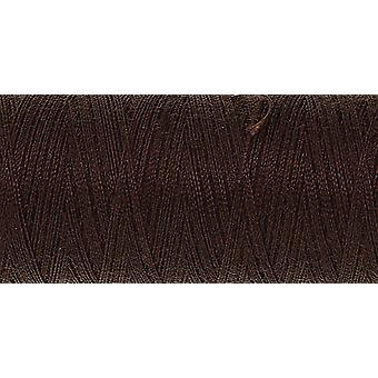 Metrosene 100% Core Spun Polyester 50wt 165yd-Very Dark Brown 9161-1002