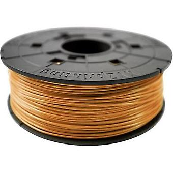 Filament XYZprinting RFPLCXEU07B PLA plastic 1.75 mm Orange 600 g