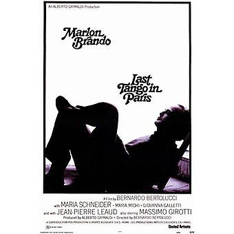 Der letzte Tango in Paris-Film-Poster (11 x 17)