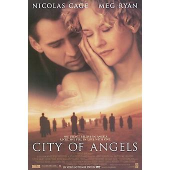 天使の都映画ポスター (11 x 17)