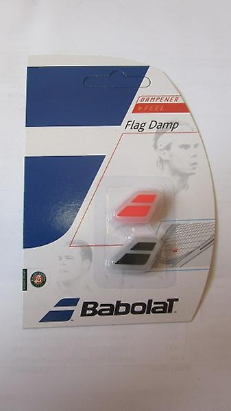 Babolat Flag damper 2-pack Black / Red