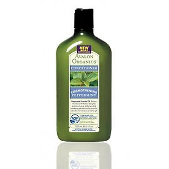 Avalon Organics - Peppermint Revitaizing Conditioner 325ml