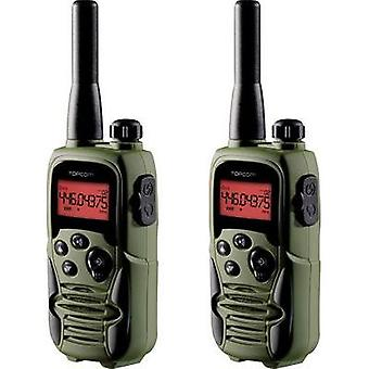 PMR handheld transceiver Topcom Twintalker 9500 Airsoft Edition RC-6406 2-piece set