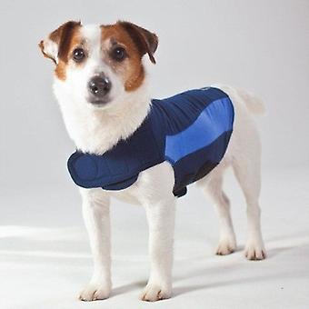 Thundershirt For hunde blå Polo store