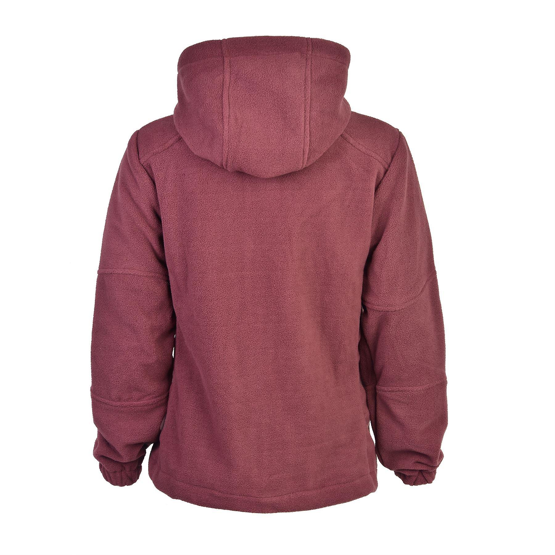 Slimbridge Grandola Size M Womens Fleece Jacket, Plum