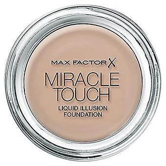 Max Factor Miracle Touch Liquid Illusion Foundation (Beauty , Make-up , Face , Bases)