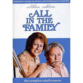 Alle in der Familie: Staffel 9 [DVD] USA Import