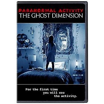 Paranormal Activity: Importer des USA Dimension fantôme [DVD]