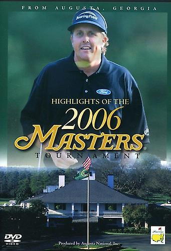 Masters 2006-Tournament Highlights [DVD] USA import