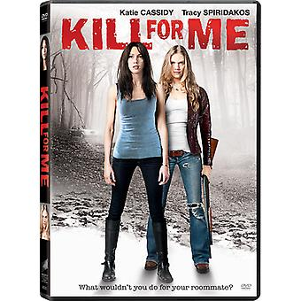 Kill for Me [DVD] USA import
