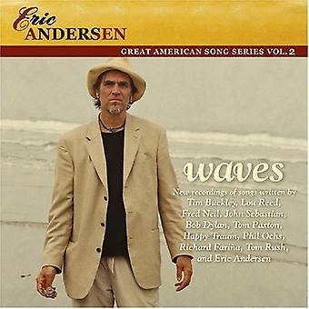 Eric Andersen - bølger [CD] USA import