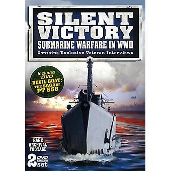 Silent Victory Submarine Warfare in WW2 [DVD] USA import