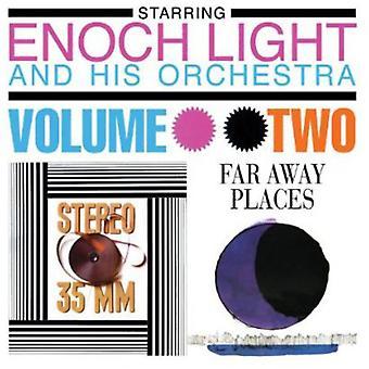 Enok Light Orchestra - lys, Enok orkester: Vol. 2-Stereo 35 Mm & langt væk steder [CD] USA importerer