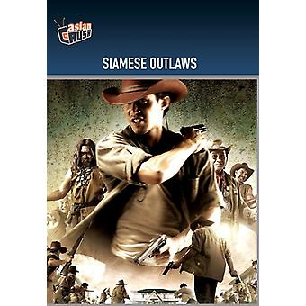 Siamese Outlaws [DVD] USA import