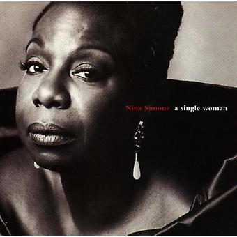 Nina Simone - enda kvinna [CD] USA import
