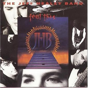 Jeff Healey Band - føle [CD] USA importen