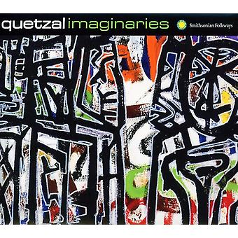 Quetzal - Imaginaries [CD] USA import