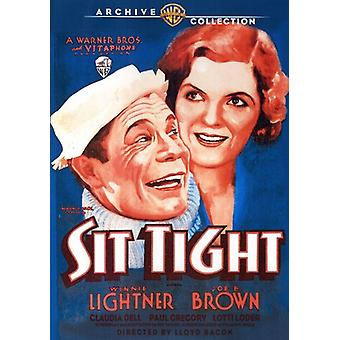 Sit Tight [DVD] USA import