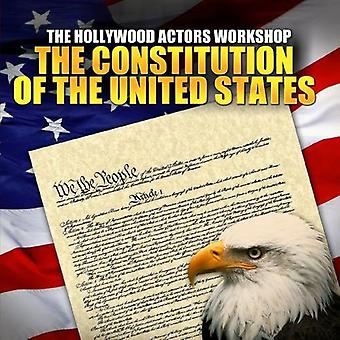 Hollywood Actors Workshop - Constitution of United States [CD] USA import