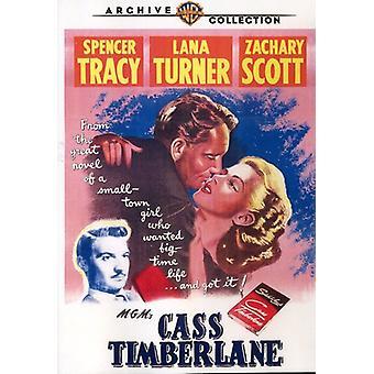 Importer des USA Cass Timberlane [DVD]