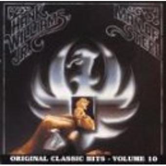 Hank Williams Jr. - Hank Williams Jr.: Vol. 10-Man of Steel [CD] USA import