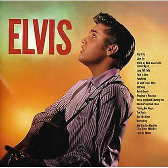 Elvis Presley - Elvis [CD] USA import