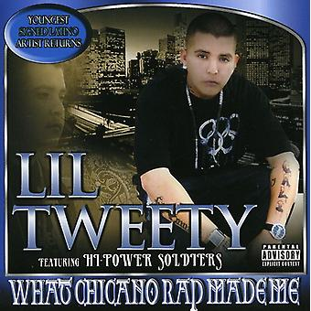 Lil' Tweety - What Chicano Rap Made Me [CD] USA import
