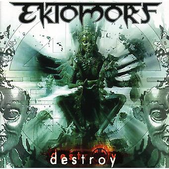 Ektomorf - ødelægge [CD] USA import