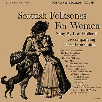 Lori Holland - Scottish Folksongs for Women [CD] USA import