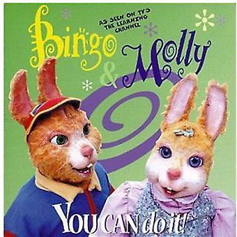 Bingo & Molly - du kan gøre det! (hvis du prøve) [CD] USA import
