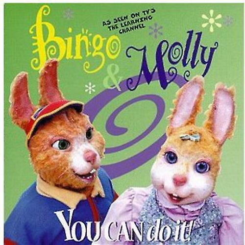 Bingo & Molly - You Can Do It! (If You Try) [CD] USA import