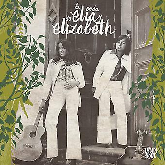 Elia Y Elizabeth - La Onda De Elia Y Elizabeth [CD] USA import